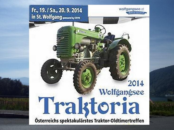 Traktoria (St. Wolfgang)