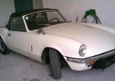 Triumph MK 4