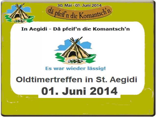 Oldtimer-Treffen (St. Aegidi)