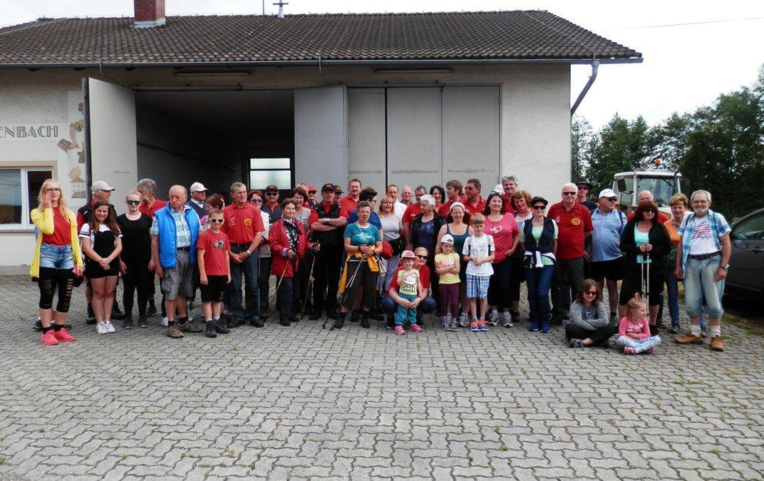 AMTC Wandertag (Rottenbach)