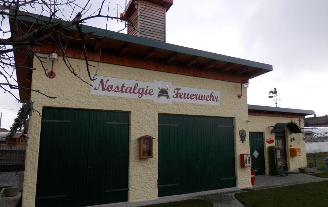 """Museums-Eröffnung """"Nostalgie-Feuerwehr"""""""