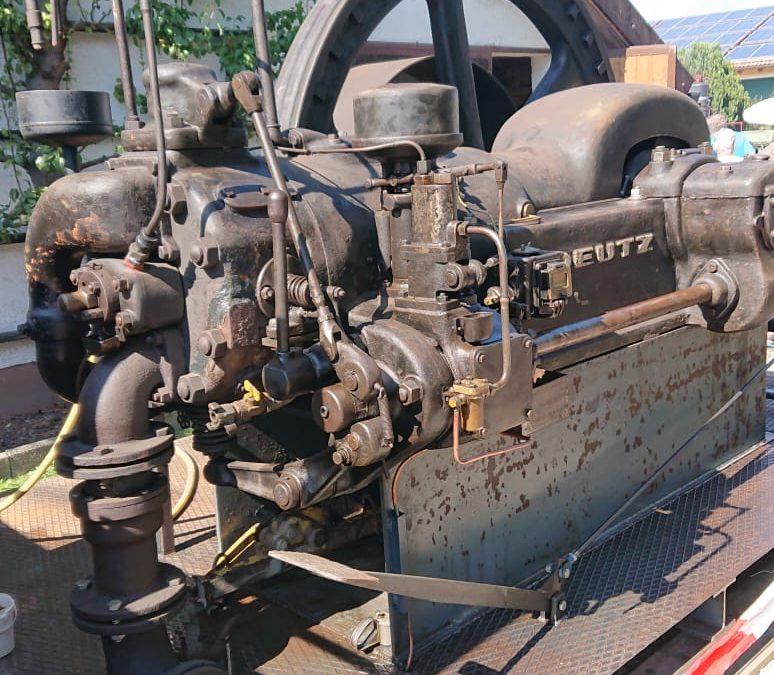 Standmotorentreffen Preishof – Bad Füssing