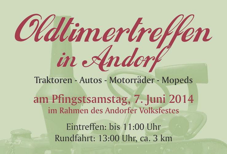 Oldtimer-Treffen (Andorf)