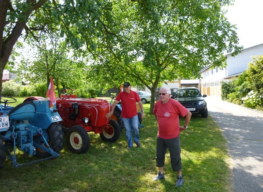 Traktor-Ausfahrt (Offenhausen)