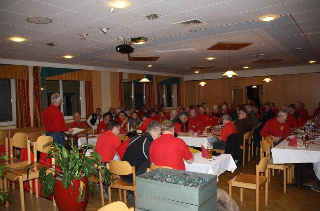 AMTC Jahreshauptversammlung (Rottenbach)